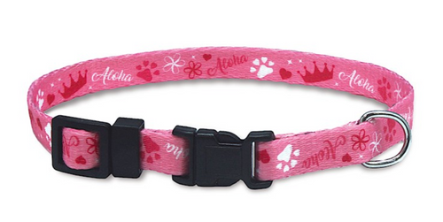 Island Heritage Hawaiian Pet Cat Dog Collar