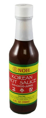 NOH Foods of Hawaii Hot Sauce, Korean, 5-Ounce