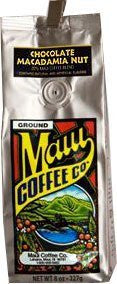 Maui Coffee Company, Maui Blend Chocolate Macadamia Nut coffee, 7 oz. - Ground