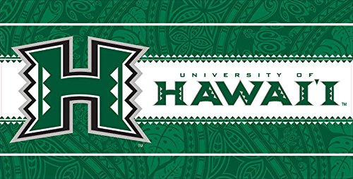 "Beach Towel 30"" x 60"" University of Hawaii"