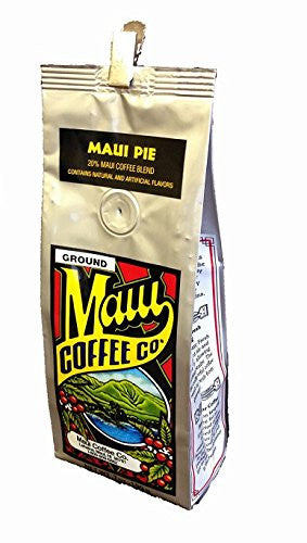 Maui Coffee Company, Maui Blend Maui Pie coffee, 7 oz. - Ground