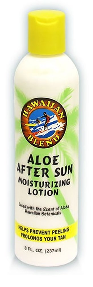 Hawaiian Blend Aloe After Sun Lotion 8 Oz. Bottle