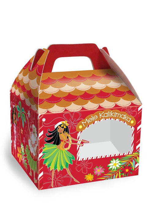Bakery Box 4PK SANTAS HOLIDAY HONEYS