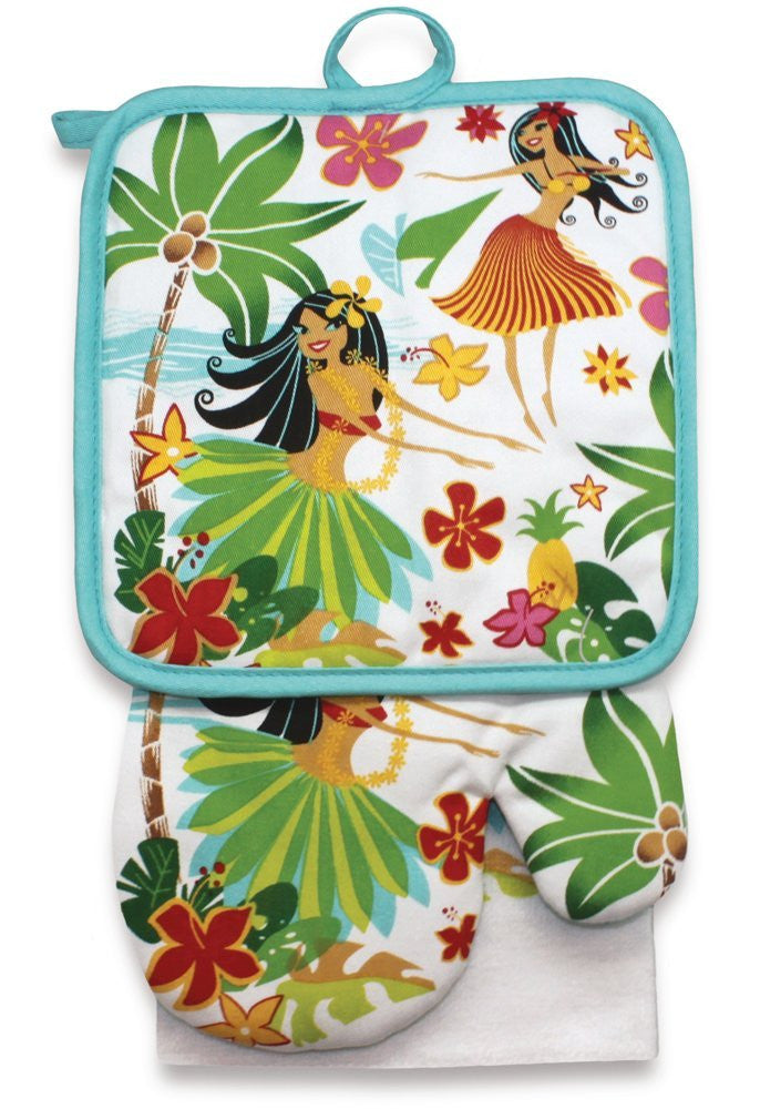 Kitchen Set: Island Hula Honeys