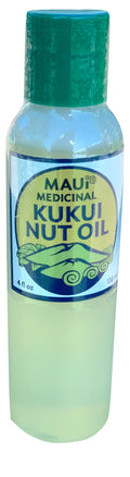 Hawaiian Kukui Nut Oil From Maui Hawaii