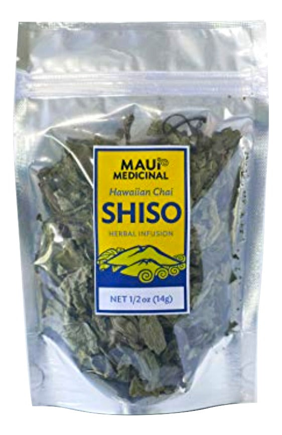 Maui Medicinal Shiso Leaf Tea (Hawaiian)