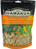 Hamakua Macadamia Nuts Lightly Salted in Resealable Pouch 10 Ounces