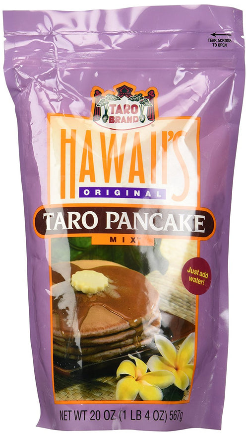 Hawaii's Original Taro Pancake Mix
