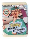 Filthy Flight Attendant Mile High Mint Soap