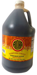 Aloha Hawaiian Style Teriyaki Sauce 1 Gallon