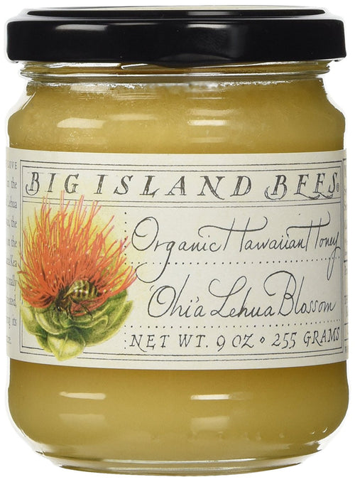 Big Island Bees Hawaiian Honey (Multiple Sizes and Varieties to Choose From)