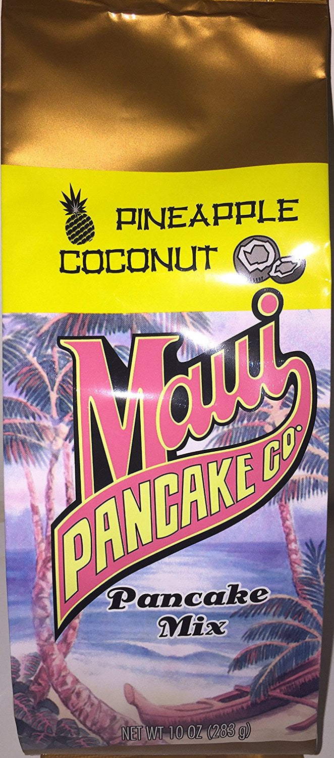 Maui Pancake Pineapple Coconut Mix