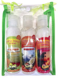 Bubble Shack Hawaii Organics Aloe Coco Lotion Trio