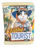 Creamy Coconut Filthy Tourist Soap