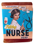 Filthy Nurse all natural glycerin BAR SOAP Tea Tree Lemongrass by Filthy Farmgirl