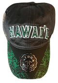 Aloha Headwear UH University Hawaii Tribal Hat Cap