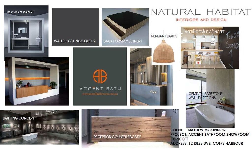 Our New Showroom Design