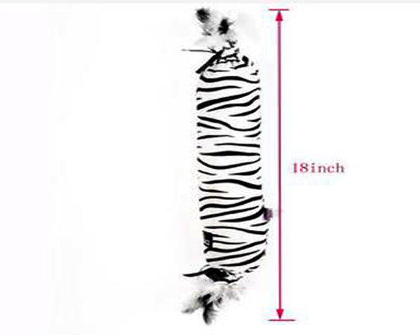 Zebra Cat Pillow Toys