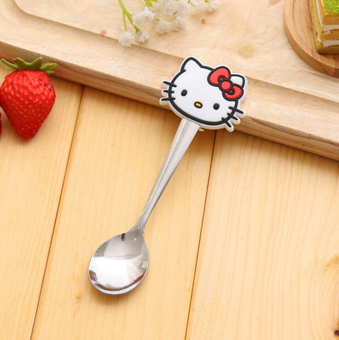 Hello Kitty Children Stainless Steel Spoon