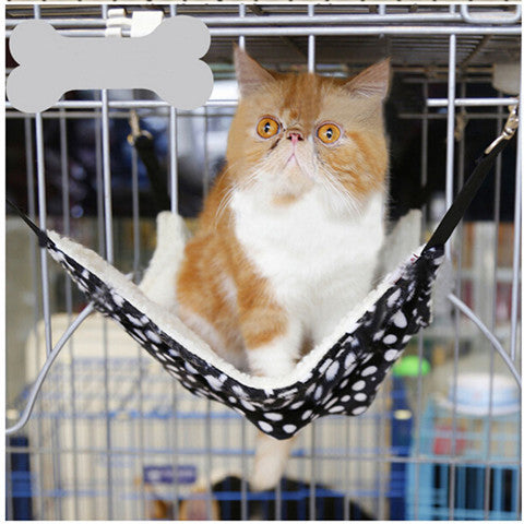 Hammocks Mat Berber Fleece Cat Bed