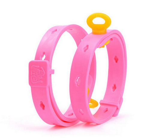 Cat Flea Pink Collar