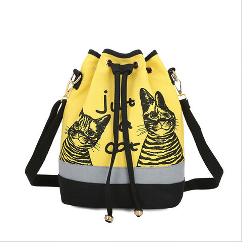 Just A Cat Travel and Leisure Package-Yellow Color