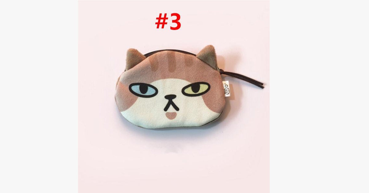 Meow Star People Purse
