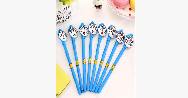 Doraemon Gel Ink Pen