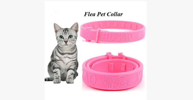 Soft Silicon Pet Cat Collar