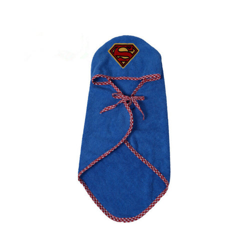 Superman Pet Towel