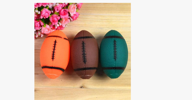 Olive Sound Ball Cat Toy - Random color