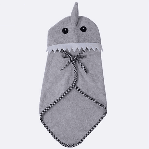 Shark Pet Towel