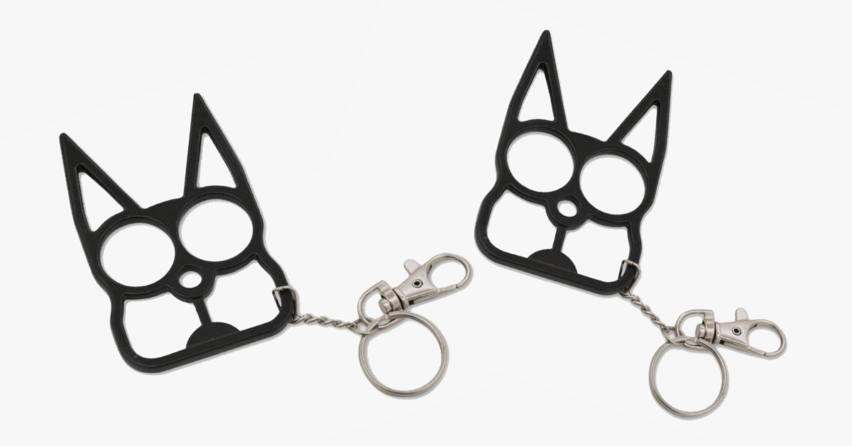 Kitty Keychain - 2 Pack