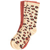 King Louie 2-pack of Perky Socks in Marzipan