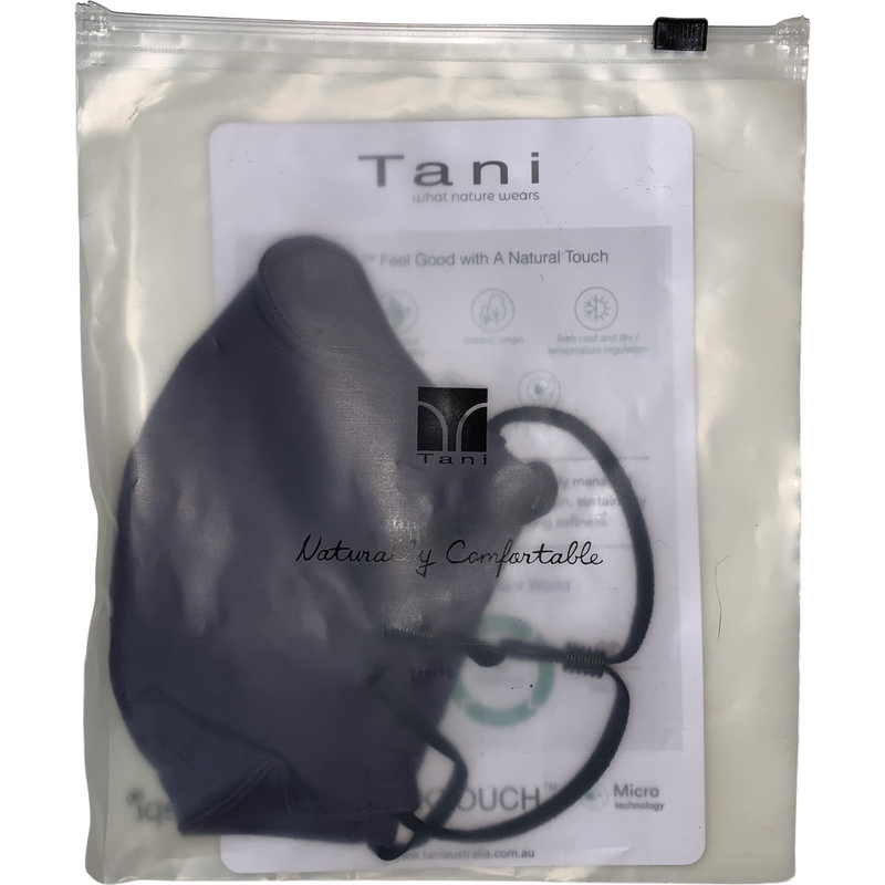 Tani 3 layered Micro Modal Face Mask in Fig