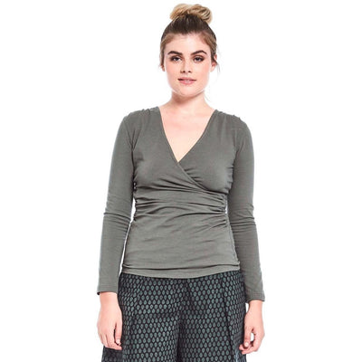 MahaShe Ayla Top in Sage