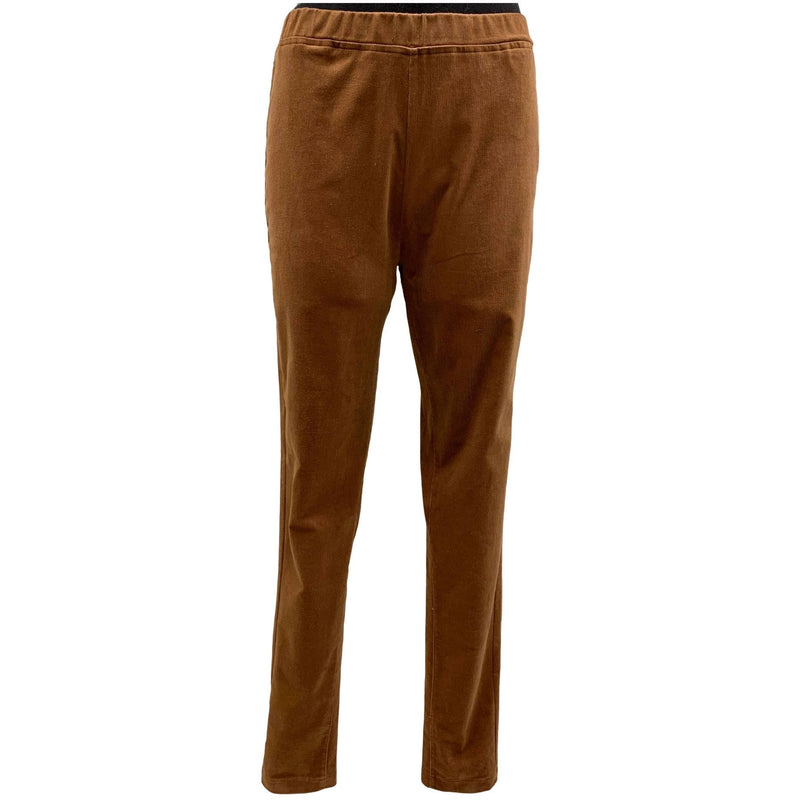 See Saw Stretch cord pull on pant in ginger