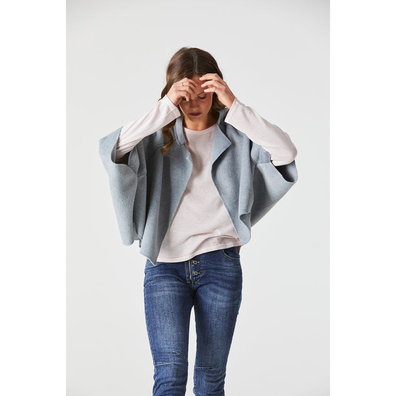 365 Days Cocoon Jacket in Steel