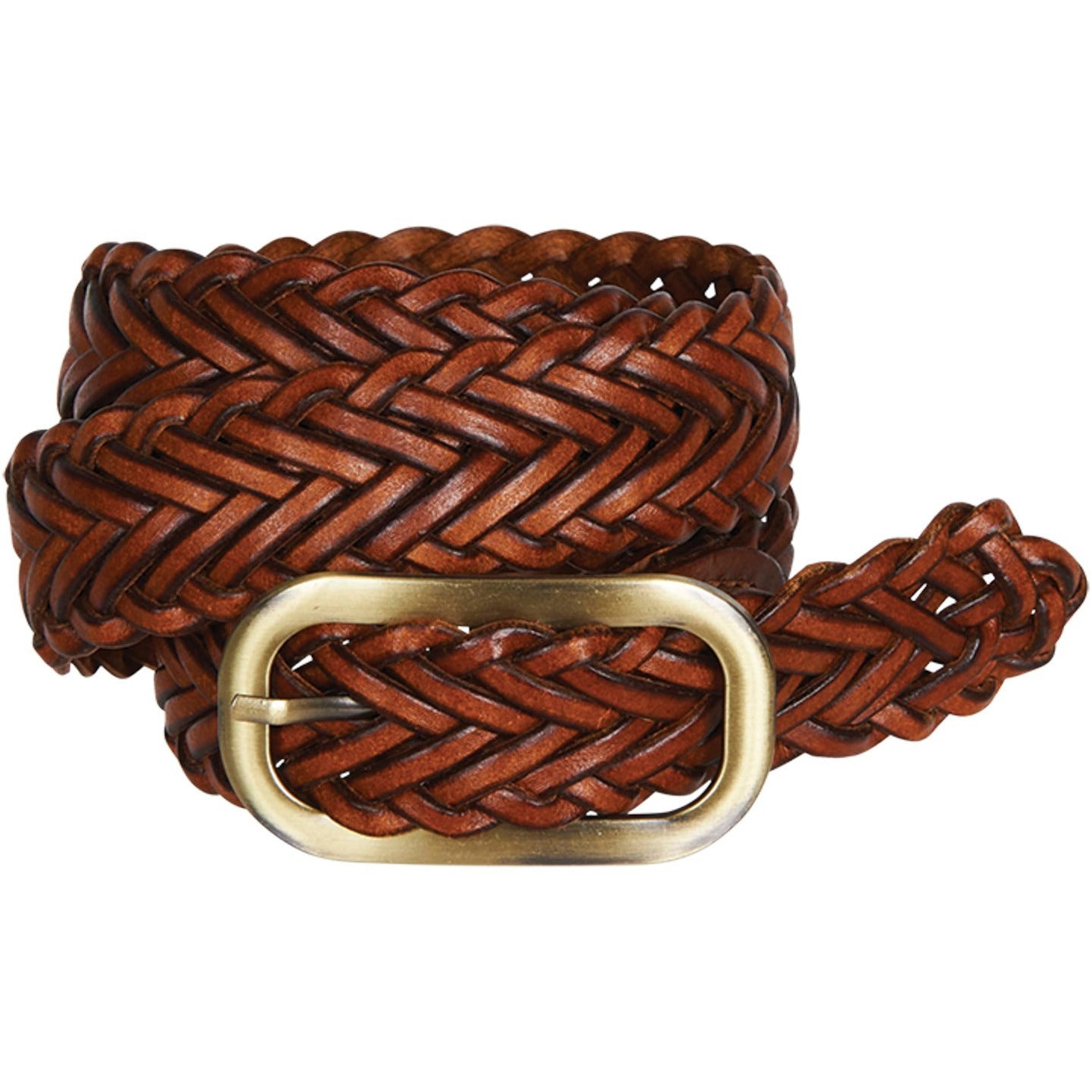 eb&ive Avante Belt in Caramel