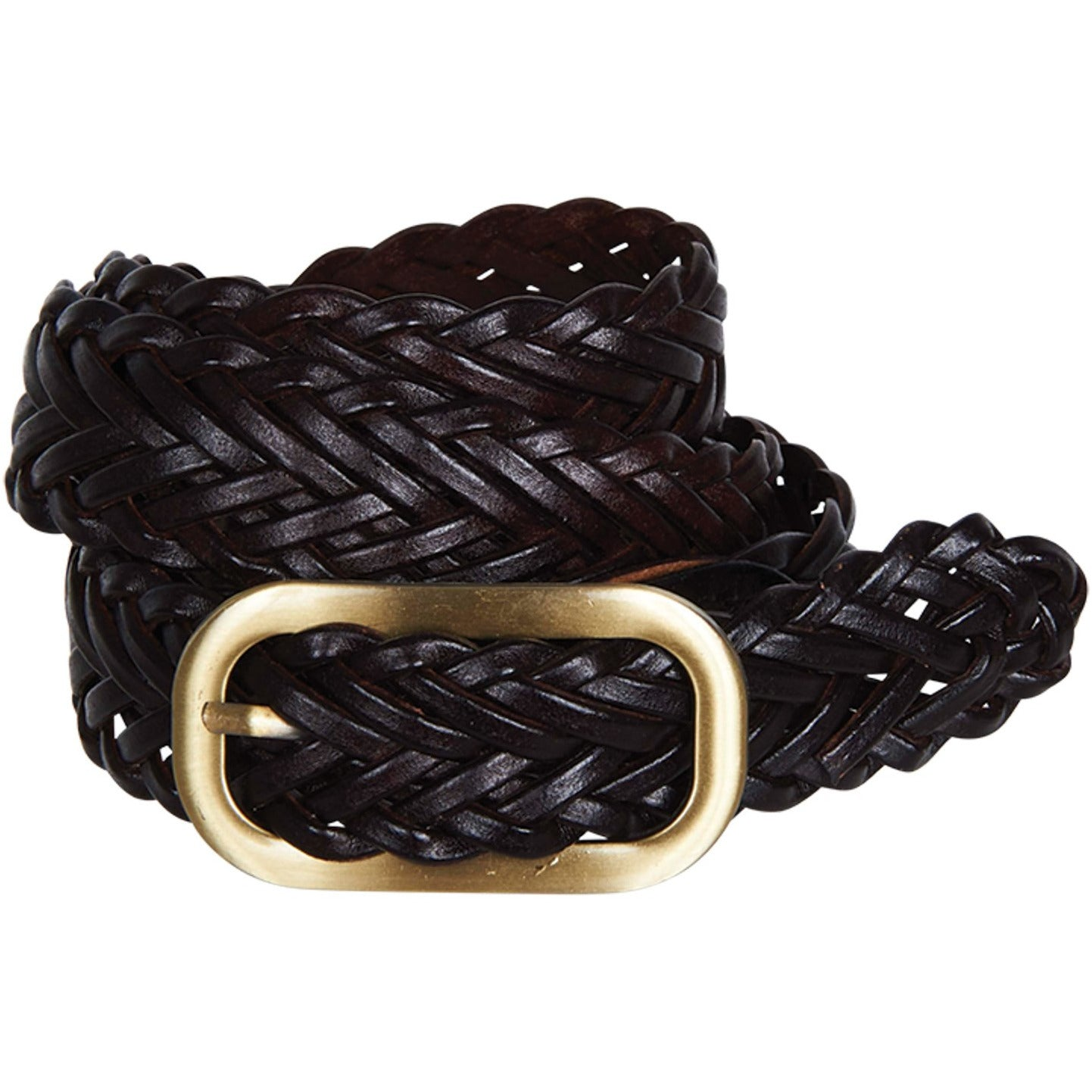 eb&ive Avante Belt in Chocolate