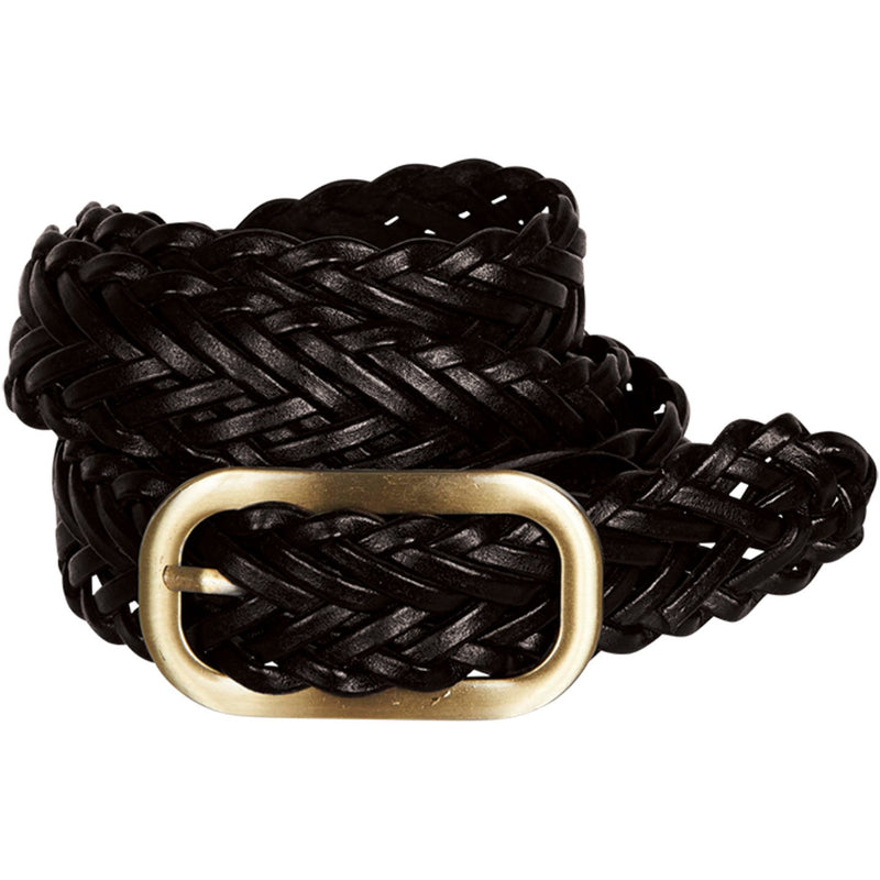 eb&ive Avante Belt in Onyx Black