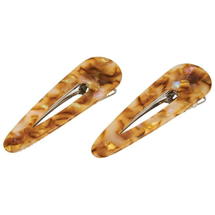 eb&ive Siela Clips in Citrine