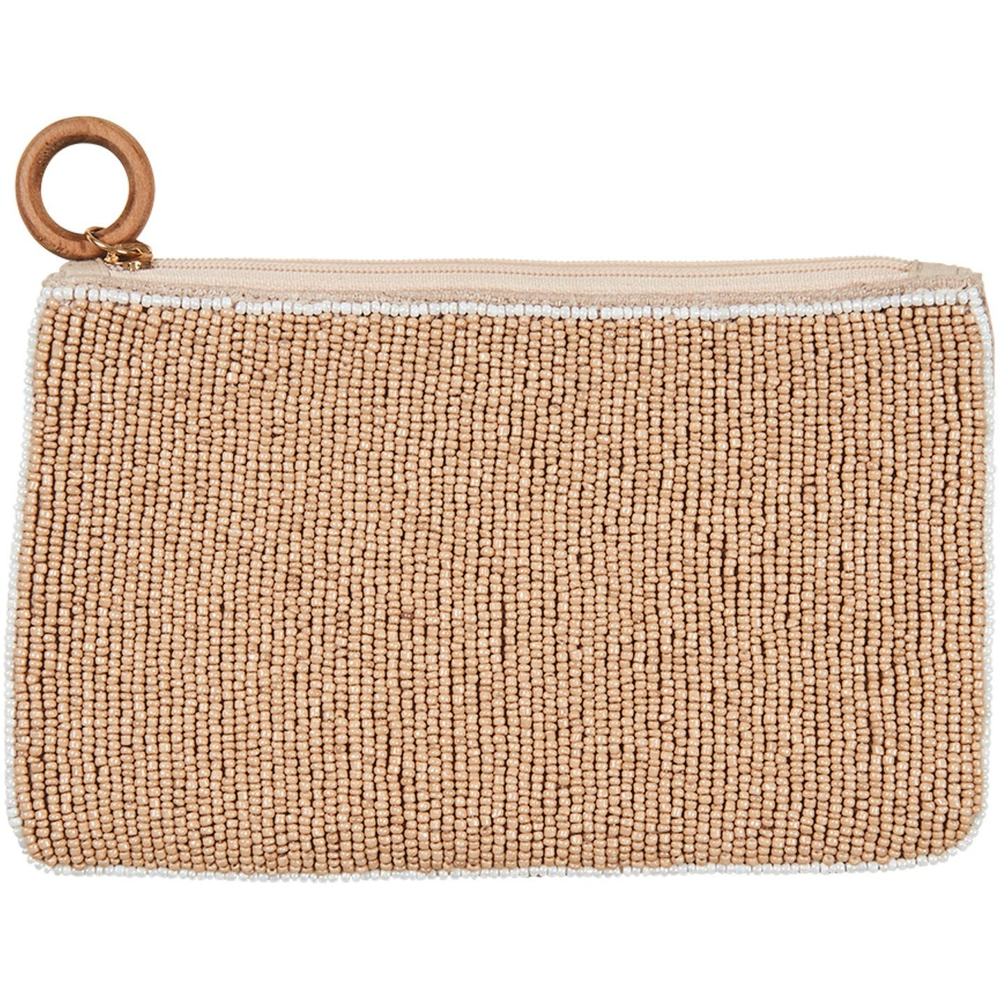 eb&ive Union Pouch in Stone
