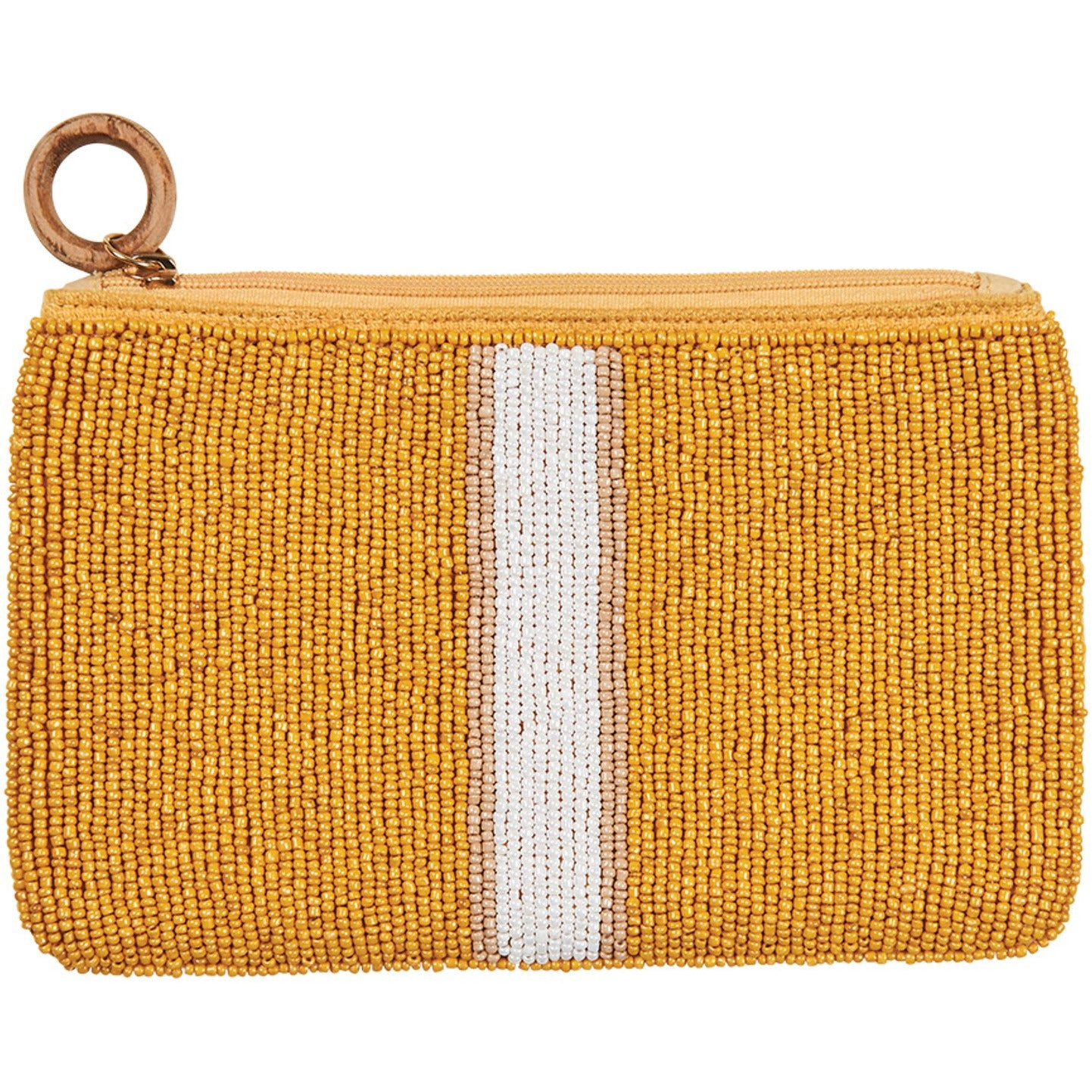 eb&ive Union Pouch in Saffron