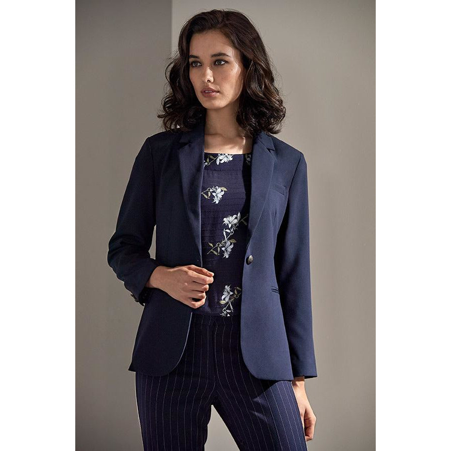 Lania The Label Agent Jacket in Ink Navy