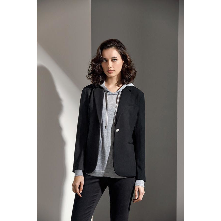 Lania The Label Agent Jacket in Black