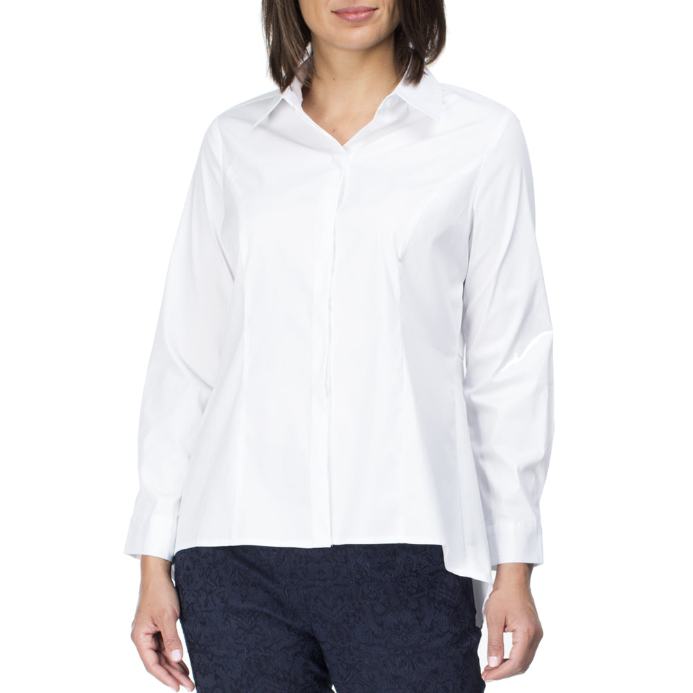 Threadz Classic White Shirt