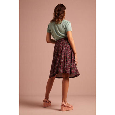 King Louie Serena Skirt Lisboa Night-Sky