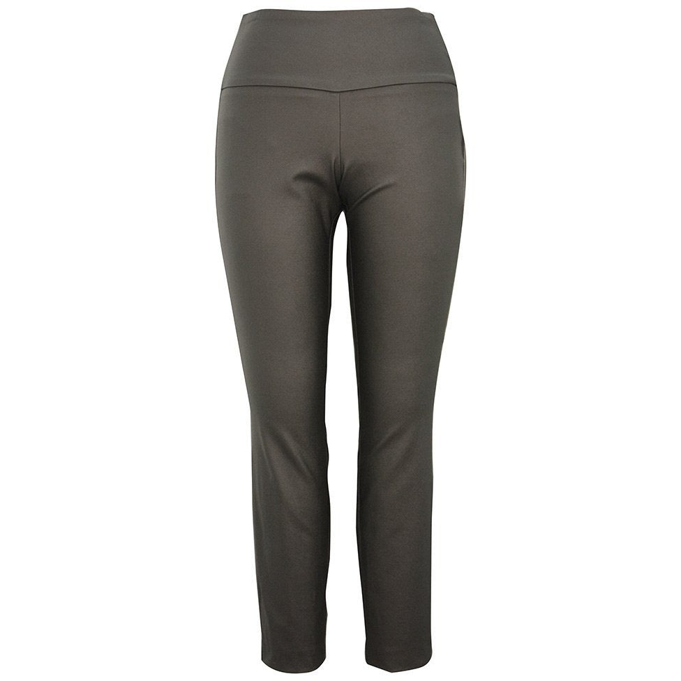 Up! Pant Waxed Illusion Pant in Black