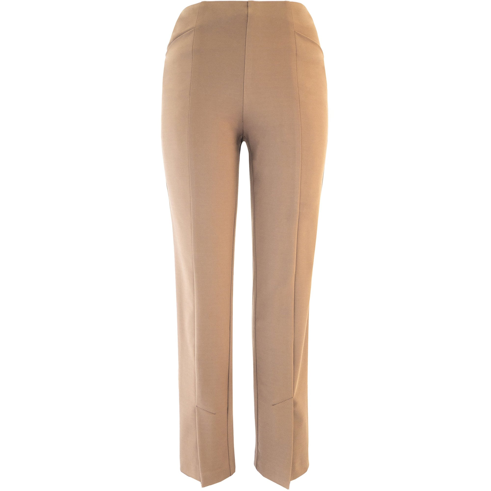 Up! Pant Compression Hugger Pant in Camel